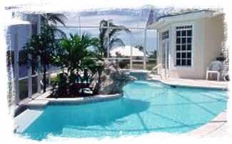 Ferienhaus Deluxe mit Pool